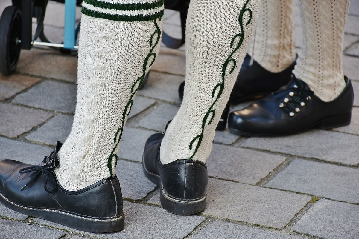 Oktoberfest stocking