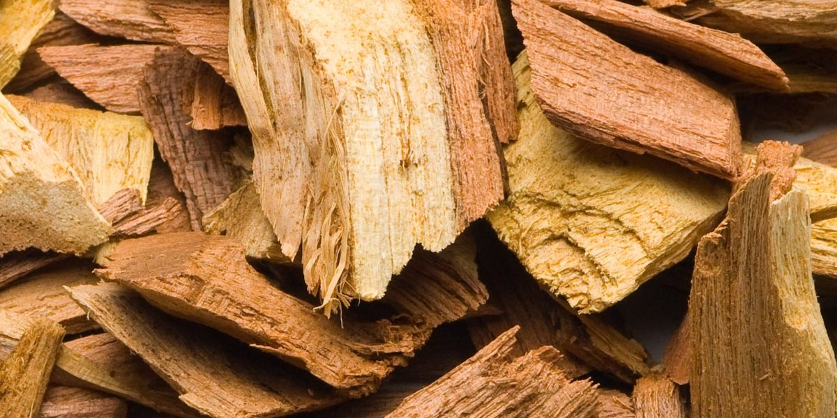 Wood chip fuel for biomass burning boilers treco