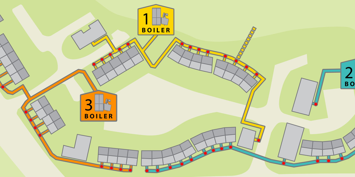 District Heating Networks   Treco