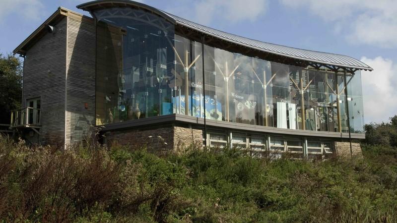 Welsh Wildlife Trust Building