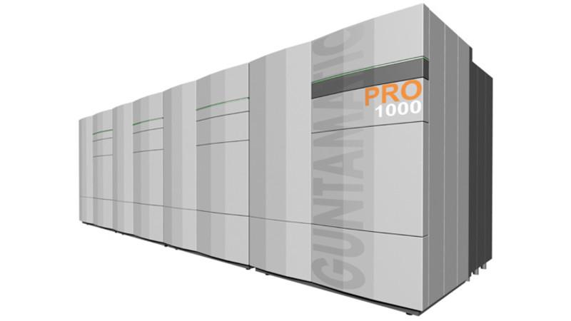 Guntamatic PRO 1000kW 1 MW biomass boiler